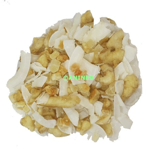 Tropisch fruit mix - 1000 gram