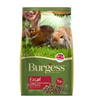 Burgess Excel mature rabbit - 2 kg