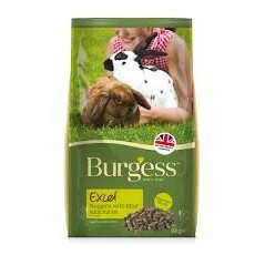 Burgess Excel rabbit - 10 kg