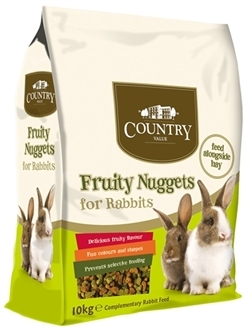 Burgess fruity nuggets rabbit - 10 Kg