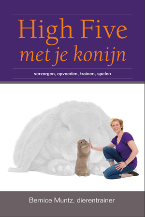 High five met je konijn - Bernice muntz