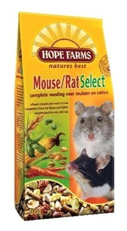 Hope farms Mouse/Rat select 800 gram