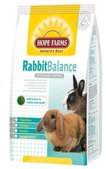 Hope farms Rabbit balance - 1,5 kg