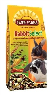 Hope farms Rabbit select - 15 Kg