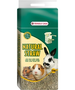 Pets own choice natuur stro 2, 5 Kg