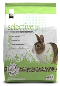 Supreme Science selective junior rabbit 1,5 Kg