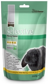 Supreme Science selective mature rabbit  350 Gr