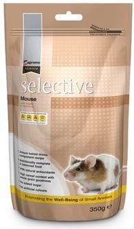 Supreme Science selective mouse 350 Gram