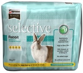 Supreme Science selective rabbit 5 Kg