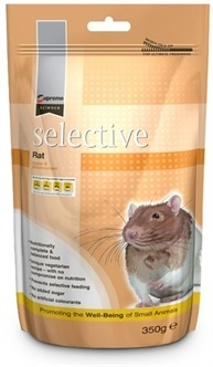 Supreme Science selective Rat 350 Gram