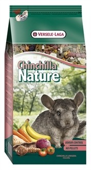 Versele Laga Nature chinchilla 750 Gram