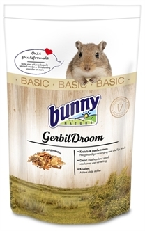 BUNNY NATURE GERBILDROOM BASIC 600 GR