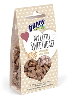 BUNNY NATURE MY LITTLE SWEETHEART MEELWORM 30 GR