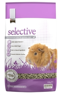 Supreme Science selective guinea pig 10 Kg      2 x