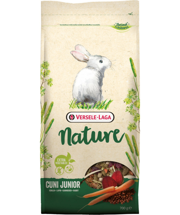 nature konijn junior - 700 gram
