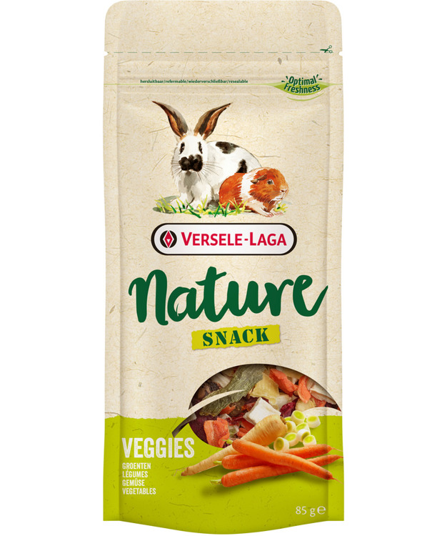 Nature snack veggies