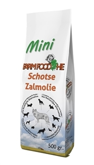FARM FOOD HIGH ENERGY SCHOTSE ZALMOLIE Mini - 4 KG